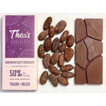 Ciocolata Thea's 50% Belize