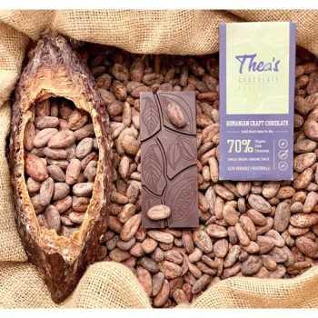 Ciocolata Thea's 70% Guatemala